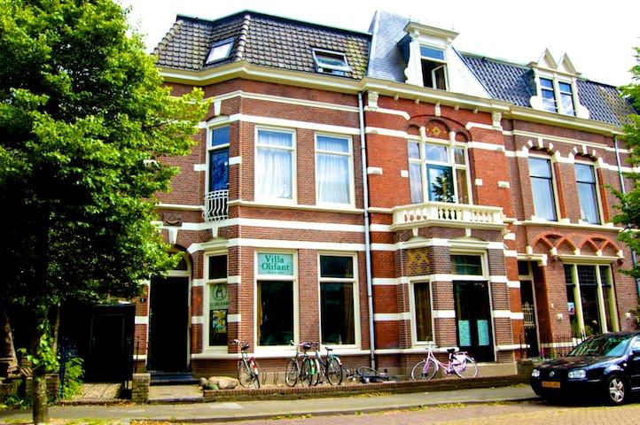 Te huur kamer in herenhuis! - Nijmegen - Ev