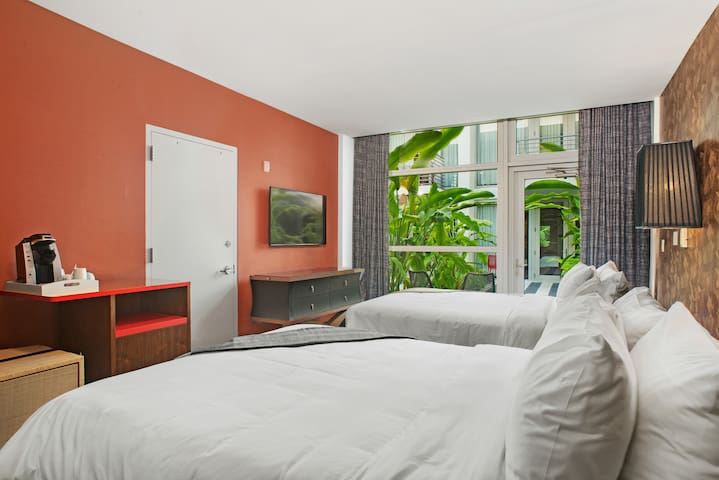 Brand new boutique hotel in the heart of South Beach