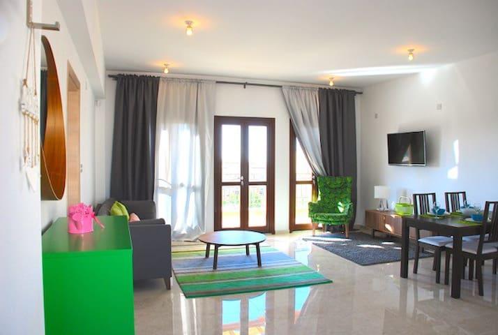 Gorgeous new 2 bedroom Aphrodite - Kouklia - Apartment