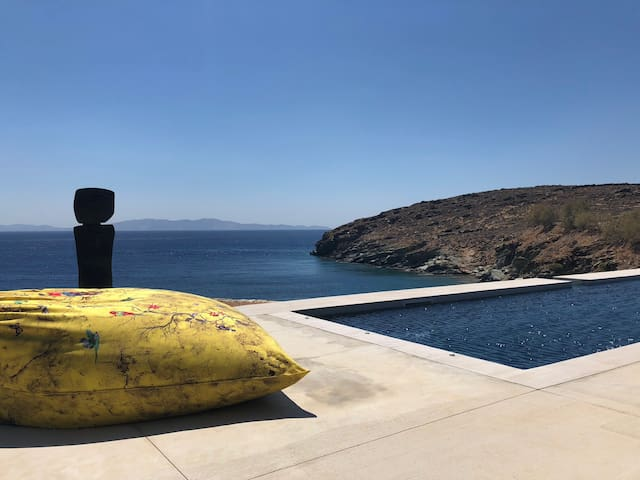 "Villa Toufi in "" Archipelagotinos"""