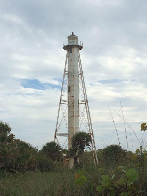 Lighthouse just 10 mins away
