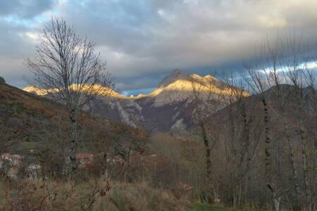 La Casita Rural en las altas montañas de León. - Valbuena del Roblo - 度假屋