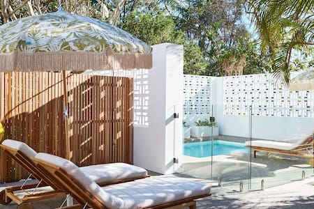 The SUN Suite Luxury Studio in Great Location - Byron Bay