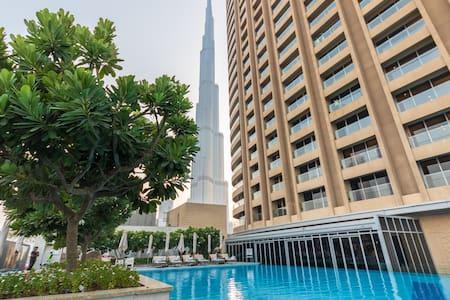 Address Dubai Mall Residence 5 stars studio 335189