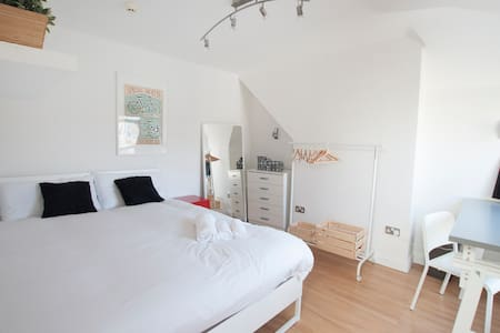 Franciscan 294 Bed & Breakfast Double Room. R5 - Londres