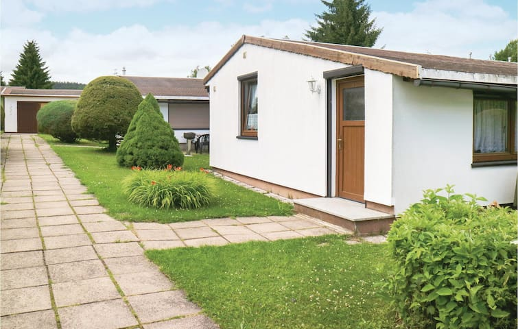 Holiday cottage with 2 bedrooms on 45m² in Großbreitenbach