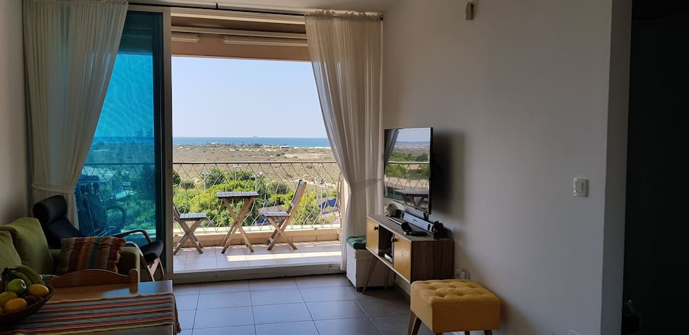 Neot Golf Apartment Sea View