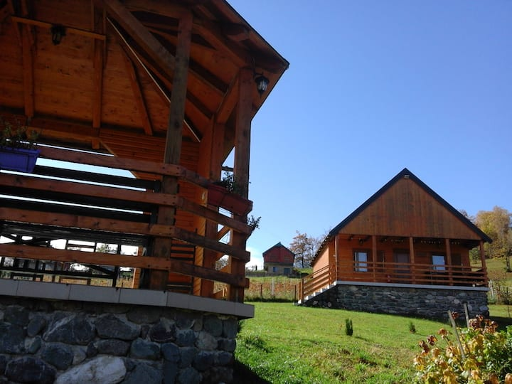 Eco village Ćorić Gacka