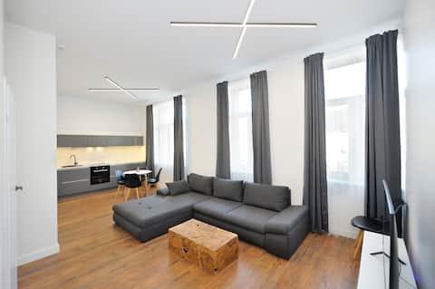 New flat near Kaunas city center