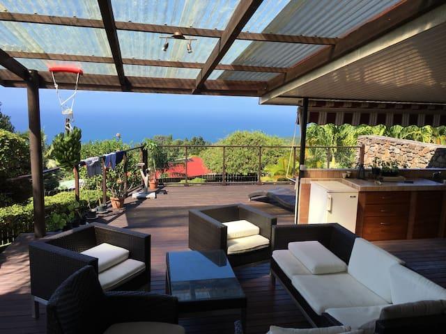 Villa hauteurs Mahinarama