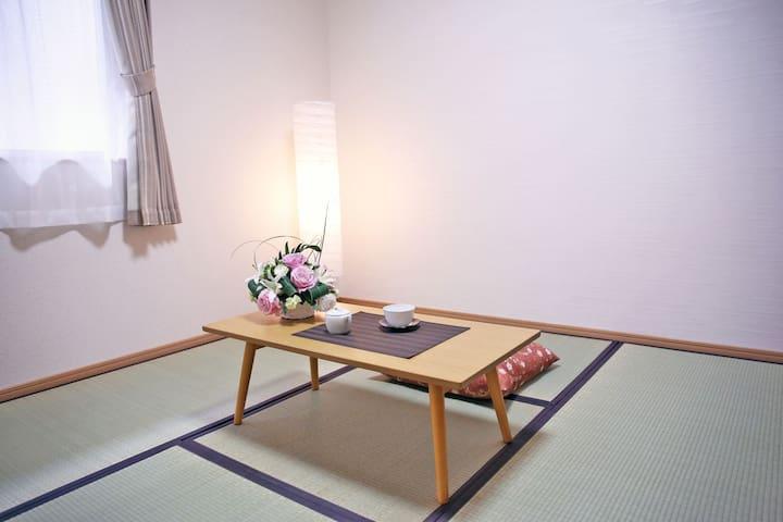 K's office Kyoto Nijo no Yakata, Nijo sta 3 mins ! - Nakagyo Ward, Kyoto - Talo