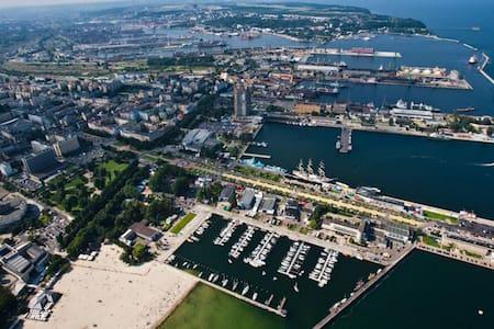 Apartament Mistral - w Gdynia Śródmieście