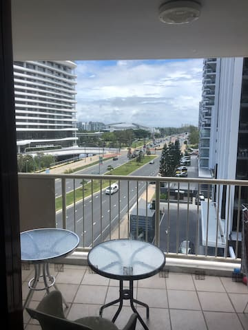 Private studio in the heart of Broadbeach