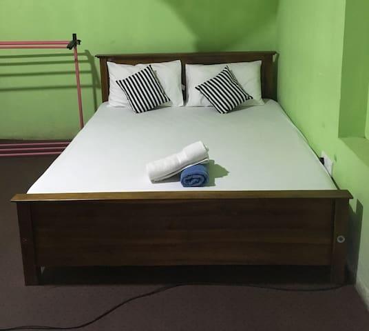Sigiriya Lion Rock front rooms