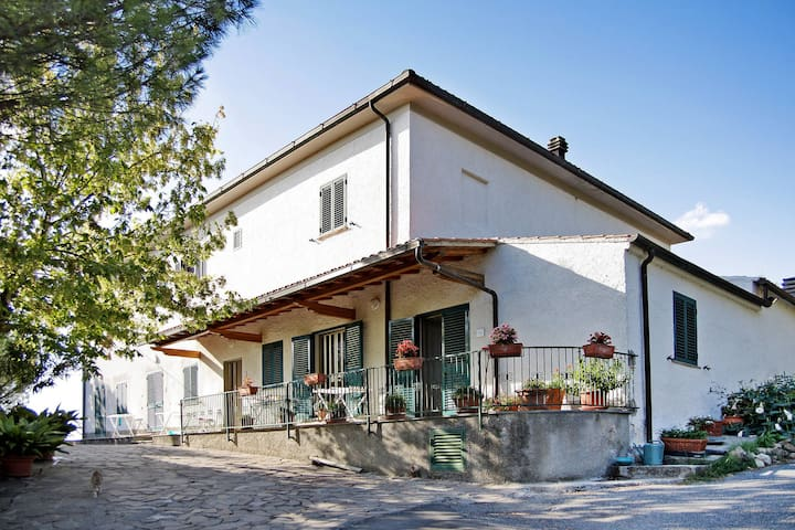 Apartment Le Cannelle for 6 persons