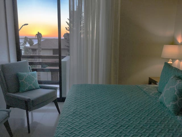 SEA VIEW apartment , 1 block from the MALECON