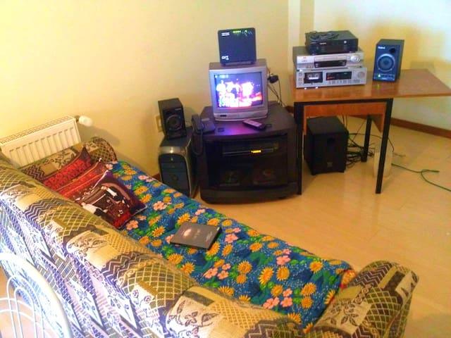 Apartamento Aconchegante Ótima Localização - Caxias do Sul - Apartemen
