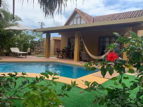 Acogedora Casa VIP Morrocoy