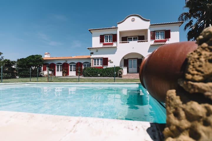 Casa das Ribas (Moradia)