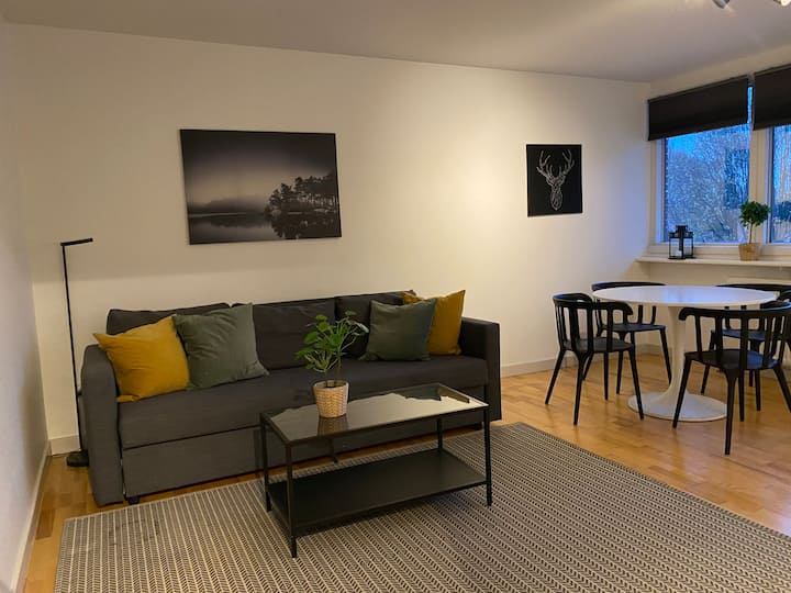 H702.26Apartment for 4 in suburb to Copenhagen