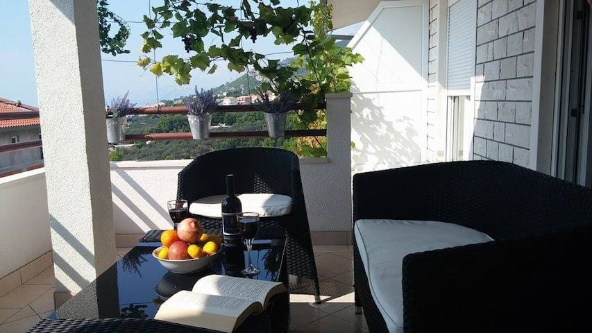 Appartment Anna A8+2 - Makarska - Apartament