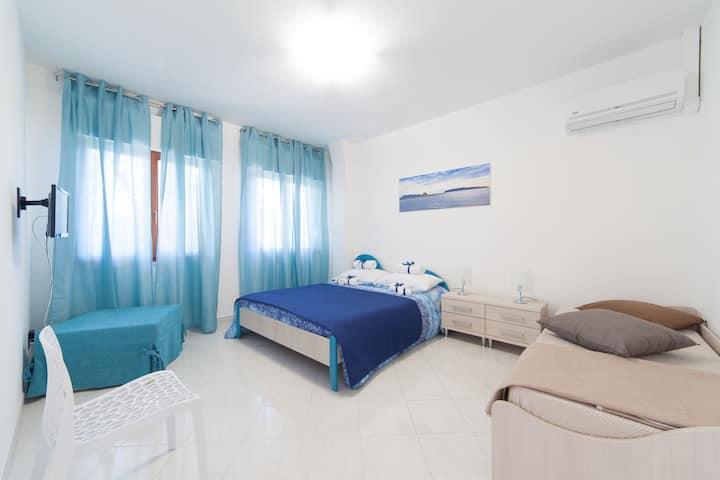 AppartamentiDueC Blu X4