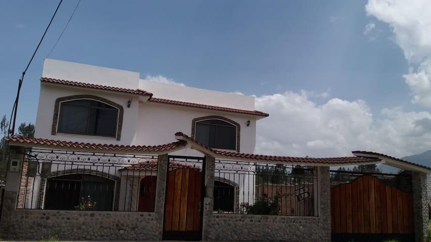 Casa ideal para tu estancia