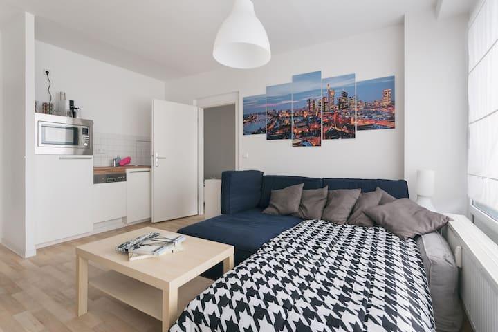 Citywohnung- Direkt in der Innenstadt - Dresden - Leilighet