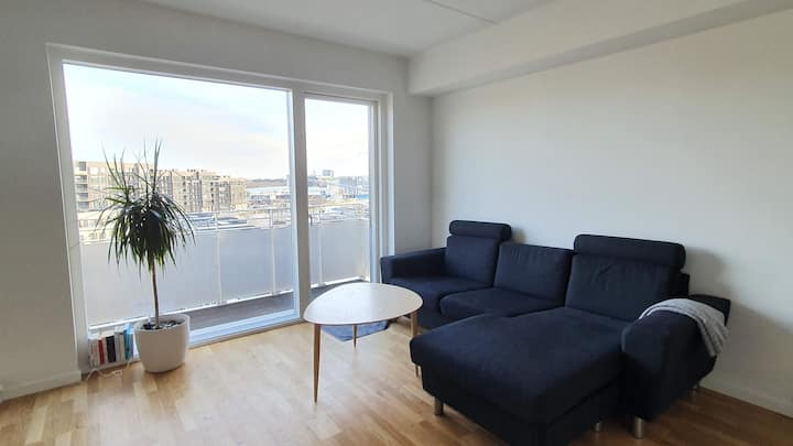 New apartment in central Copenhagen with balcony