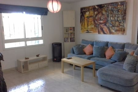 UNIQUE EXPERIENCE.BEAUTIFUL CANARIAN VILLAGE.90M2. - La Perdoma