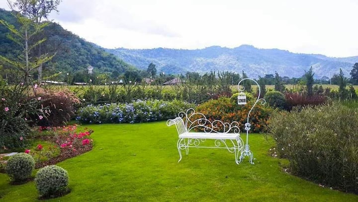 New! @Khaoyai Modern house Mountain panorama view