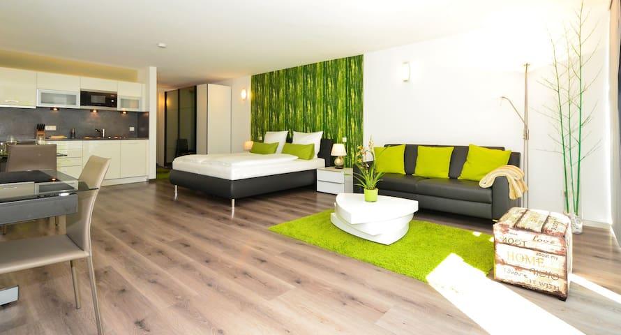 Modernes Design Loft Apartment mit Parkplatz