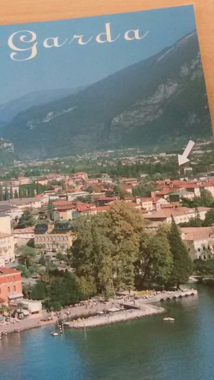Holiday house in the green in Riva del Garda