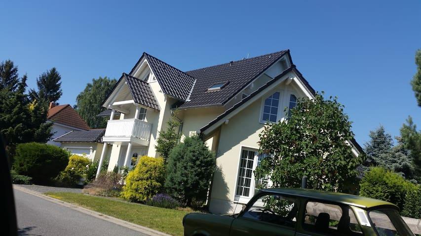 Willkommen in der schönen Oberlausitz - Doberschau-Gaußig - Huis