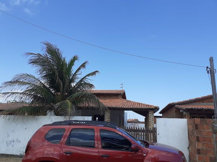 Casa Temporada, Praia