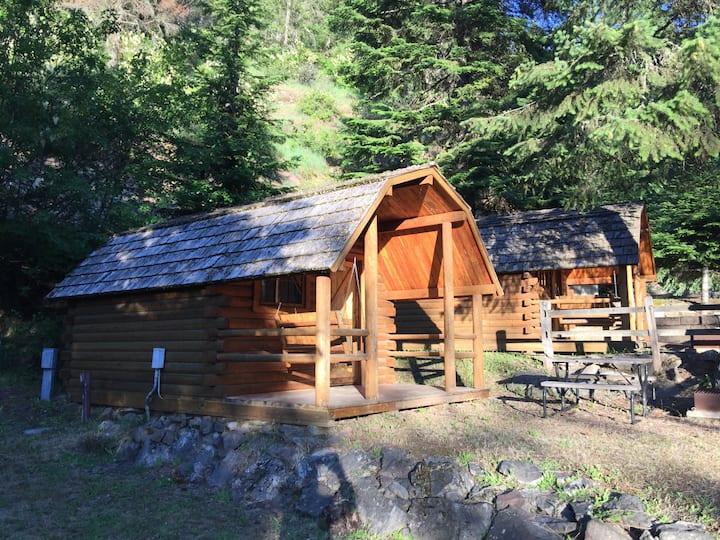 Cozy Rustic Cabin #108 ~ Banana Pancakes
