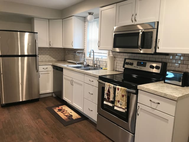 Large + Completely Remodeled Benson Home