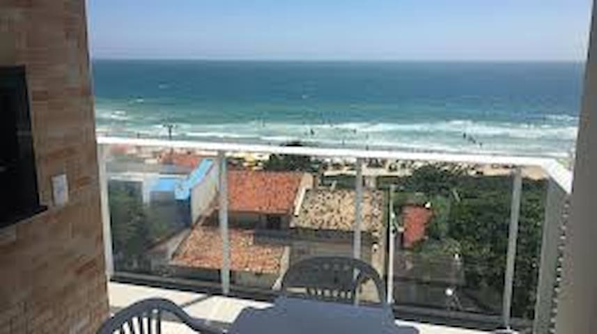 "AP DE ""PATRÃO"" - Apartamento FRENTE Mar-Exclusivo."