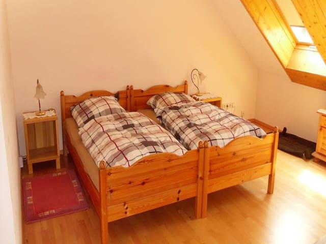 Ferienwohnung Sommerberg, (Schönwald), Ferienwohnung, 56 qm, 1 Schlafzimmer, max. 2 Personen