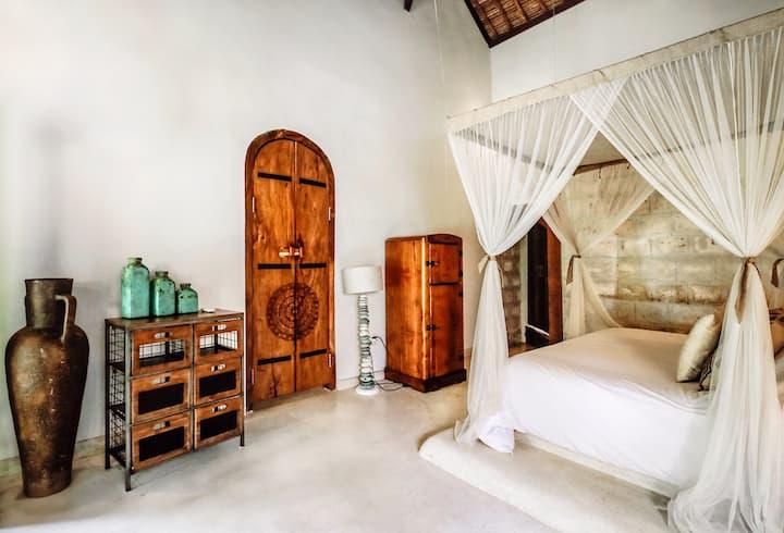 Jungle room PAZ at La Cabane