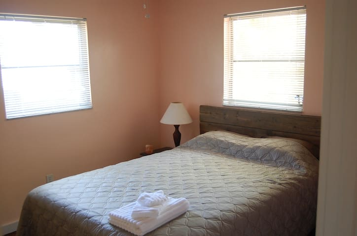 Cozy, beach friendly, relaxing rm - Largo - Bed & Breakfast