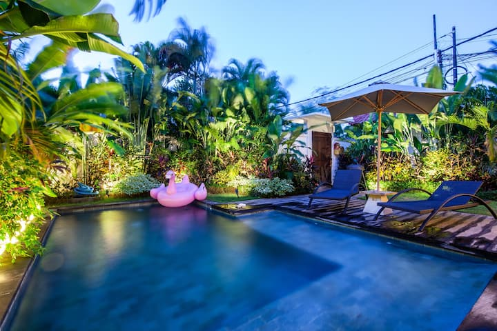 New 3Bd Villa With Modern Design,Heart of Seminyak