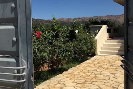 """COUNTRY HOUSE """"IRIS"""" IN SKINES - CHANIA - Skines - Villa - 2"""