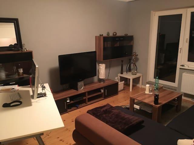 2 Zimmer Wohnung Barmbek Nord / Junggesellenbude - Hamburg - Condominium