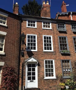 Listed 3 bed town house - Shrewsbury