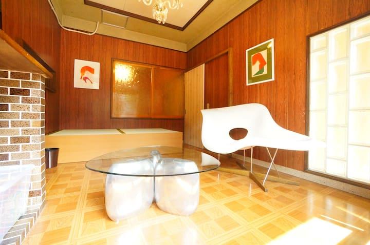 紅葉高山 Momiji Takayama - 1F&2F(House Rent)