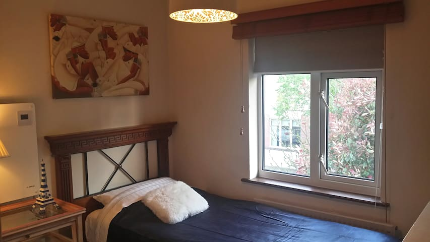 RDS/Aviva private single bedroom Dublin 4