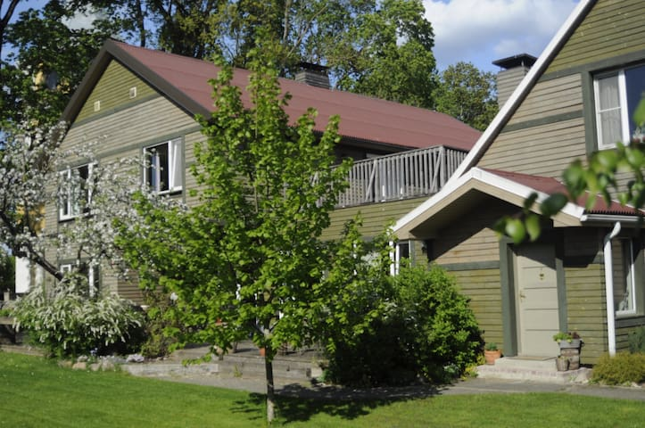 Gorgeous 5 bedroom countryside home in Latvia.