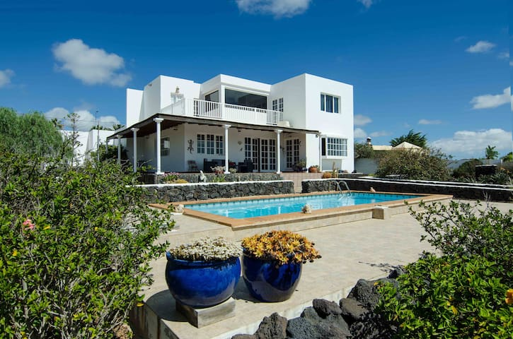 Casa Tesa, your home in Lanzarote - Macher - Villa