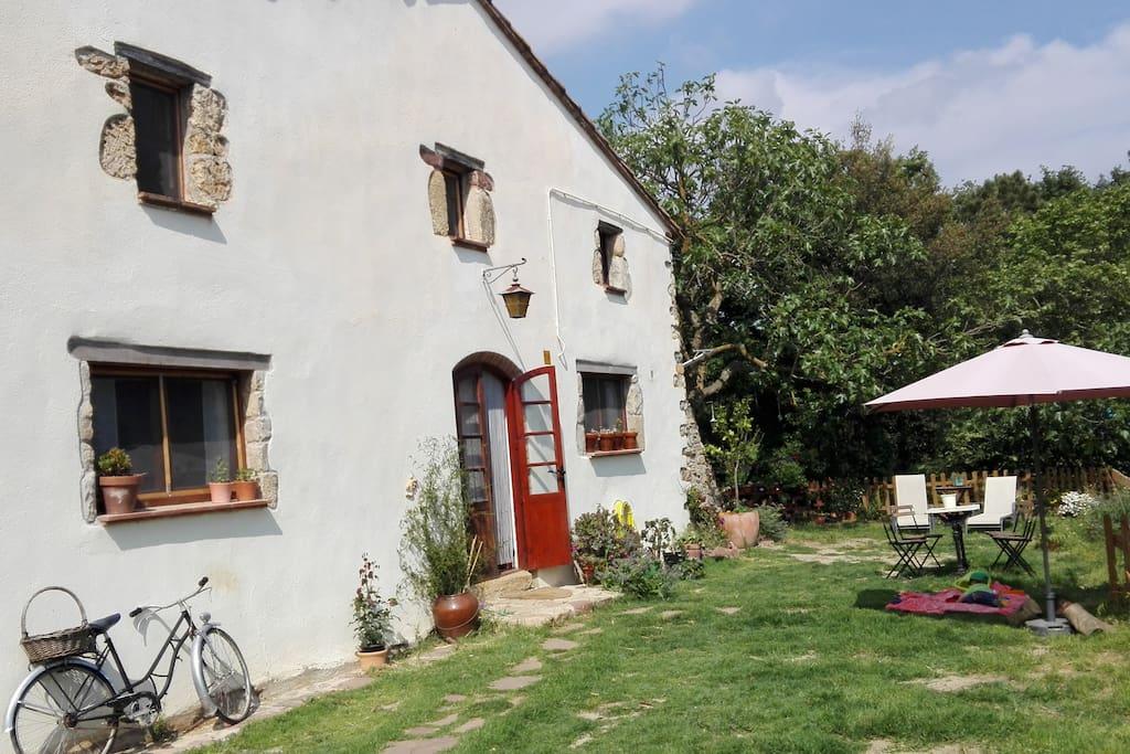 Masia rural cerca de barcelona case in affitto a for Barcellona case affitto